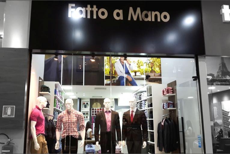 Conosciuto Lojas - Shopping Patio Iporanga JE67