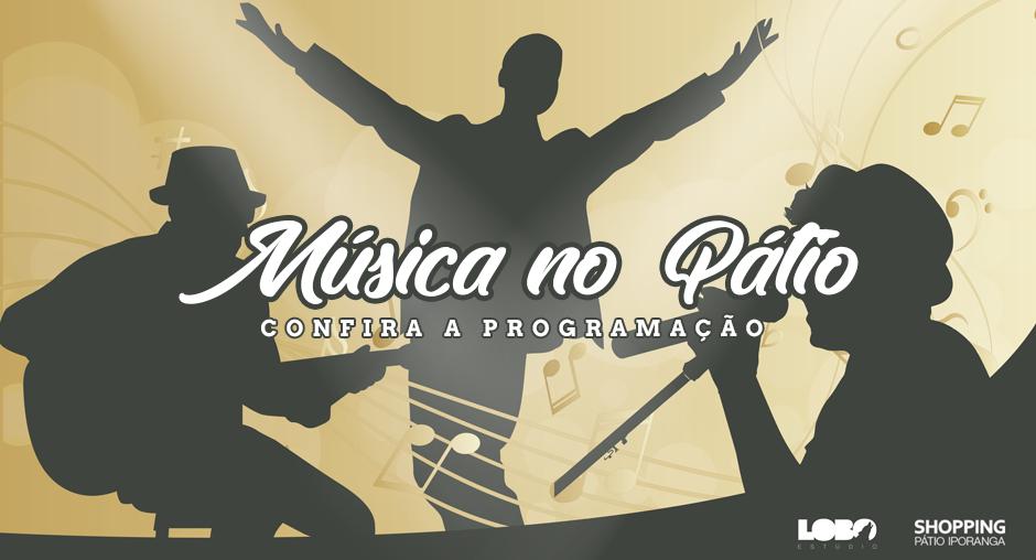Música no Pátio