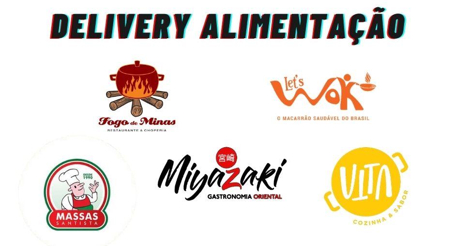 Delivery Praça de Alimentação